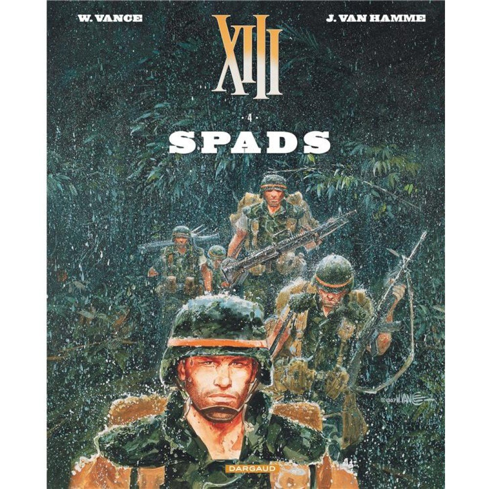 XIII Tome 4 - Spads