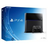 PlayStation 4 (PS4) 500 GO noire
