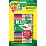 10 mini-feutres color wonder - Crayola