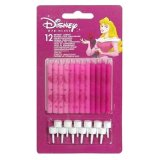 12 Bougies - Princesses Disney