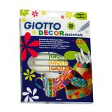 12 Feutres Decor materials Giotto