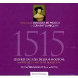 1515, OEUVRES SACREES