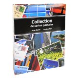 Album collection pour 200 cartes postales