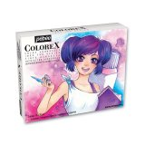 Kit Colorex Manga - 10 tubes de 20ml