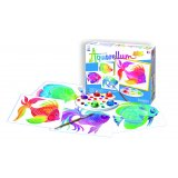 Coffret Aquarellum Junior - Poissons