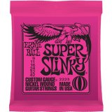 Ernie Ball - Cordes de guitare - EP02223 Slinky Super light