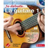 Je débute la guitare