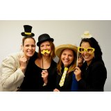 Mariage chic - Accessoires Photobooth