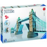 Tower Bridge - Puzzle 3D