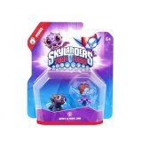 Double Pack Minis (Spry + Mini Jini) - Skylanders Trap Team