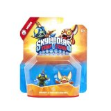 Double Pack Minis (Drobit + Trigger Snappy) - Skylanders Trap Team