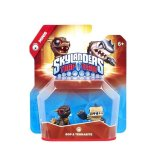 Double Pack Minis (Bob + Terrabite) - Skylanders Trap Team