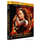 HUNGER GAMES 2 - Blu-ray