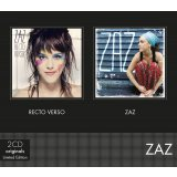 Coffret 2CD - Zaz - Recto / Verso & Zaz