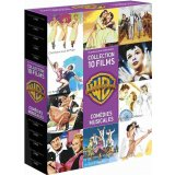 COFFRET COMEDIES MUSICALES 10 FILMS BOX COMEDIES MUSICALES