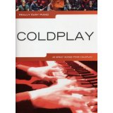 Coldplay Really easy piano