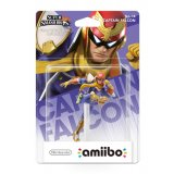 Amiibo - Captain Falcon Super Smash Bros.