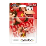 Amiibo - Diddy Kong Super Smash Bros.
