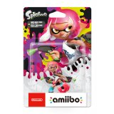 Amiibo - Inkling Girl Neon Pink Collection Splatoon