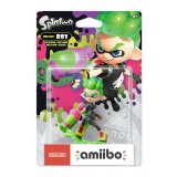 Amiibo - Inkling Boy Neon Green Collection Splatoon