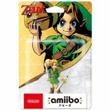 Amiibo - Link Majora's Mask The Legend of Zelda