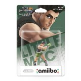 Amiibo - Little Mac Super Smash Bros.