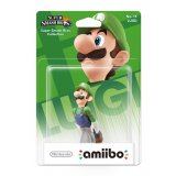 Amiibo - Luigi Super Smash Bros.