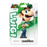 Amiibo - Luigi Collection Super Mario