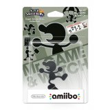 Amiibo - Mr. Game & Watch Super Smash Bros. Collection