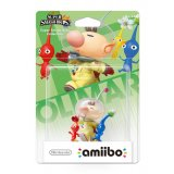 Amiibo - Olimar Super Smash Bros. Collection