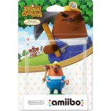 Amiibo - Resetti Collection Animal Crossing