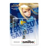 Amiibo - Samus sans Armure Super Smash Bros. Collection