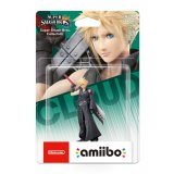 Amiibo - Cloud : Joueur 2 Super Smash Bros. Collection