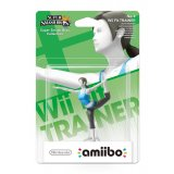 Amiibo - Entraîneuse Wii Fit Super Smash Bros.