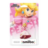 Amiibo - Peach Super Smash Bros.