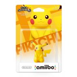Amiibo - Pikachu Super Smash Bros .