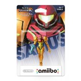 Amiibo - Samus Super Smash Bros.