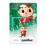 Amiibo - Villageois Super Smash Bros.