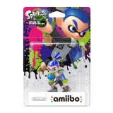 Amiibo - Garçon Inkling Collection Splatoon