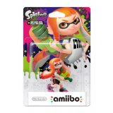 Amiibo - Fille Inkling Collection Splatoon