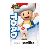 Amiibo - Toad Collection Super Mario