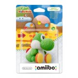 Amiibo - Yoshi de Laine Vert - Yoshi's Woolly World Collection