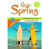 Anglais 3e LV1 New Spring - Workbook, A2-B1