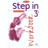 Anglais 3e New Step in - Workbook