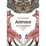Animaux - 60 coloriages anti-stress