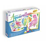 Coffret Aquarellum Junior - Perroquets
