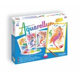 Coffret Aquarellum junior - sirènes