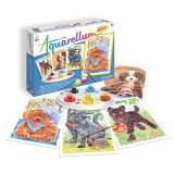 Coffret Aquarellum Junior - Chiot