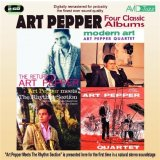 ART PEPPER : FOUR CLASSIC ALBUMS