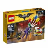 L'évasion en ballon du Joker™ - LEGO® Batman Movie - 70900